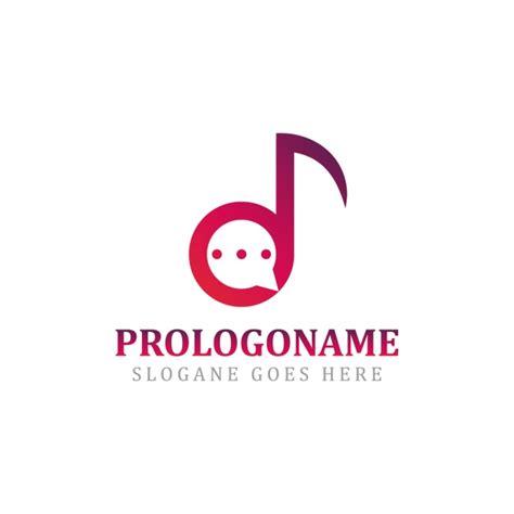 design free music logo music logo template design vector free download