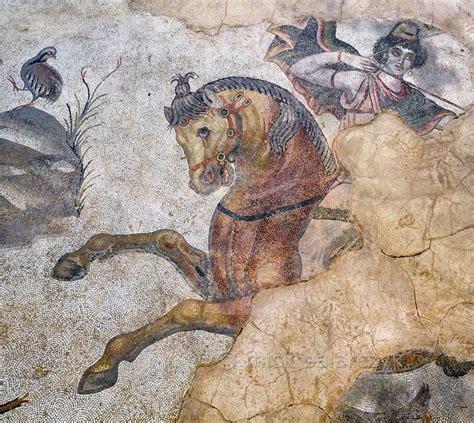 amazon mythology penthesilea amazon in byzantine mosaic in urfa turkey