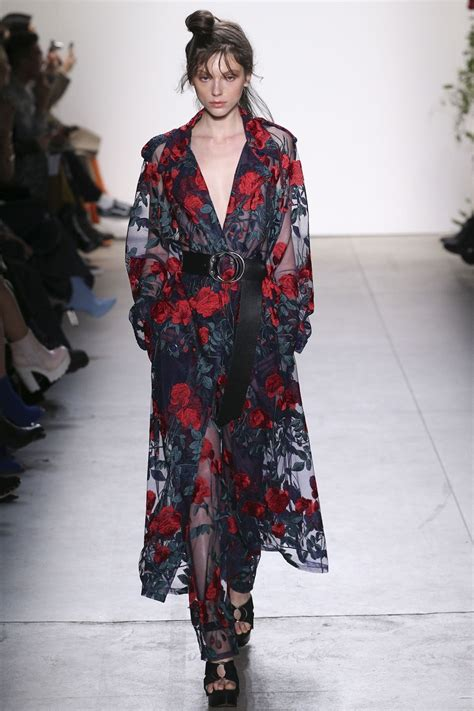Ny Fashion Week by New York Fashion Week Adam Selman Fall 2017 Image Lified