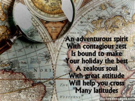 bon voyage poems wishesmessagescom
