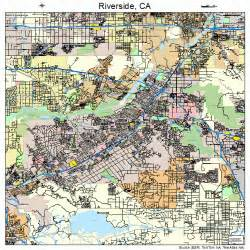 riverside california map 0662000