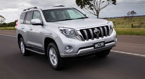 toyota price 2014 toyota landcruiser prado pricing and specifications