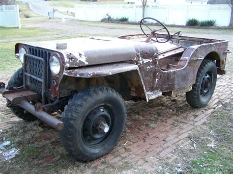 vintage willys jeep 1943 willys ford gpw jeep classic willys ford gpw 1943