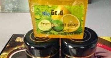 Pemutih Bio Gold pemutih wajah alami paket bio gold lidya care