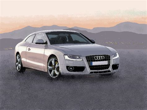 audi a5 ms paint by rohith291991 on deviantart