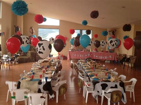 youtube comdecoracion de uas vaquero decoracion vaquera globos