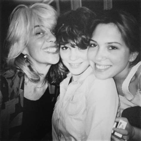lea seydoux valerie schlumberger camilleseydoux family 10yearsago timeflies