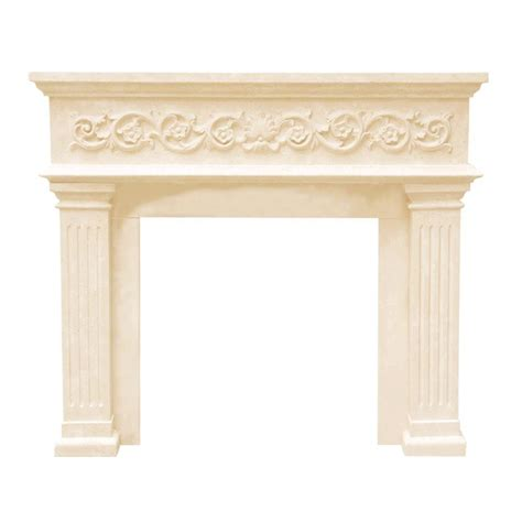 historic mantels designer series michael angelo 47 in x