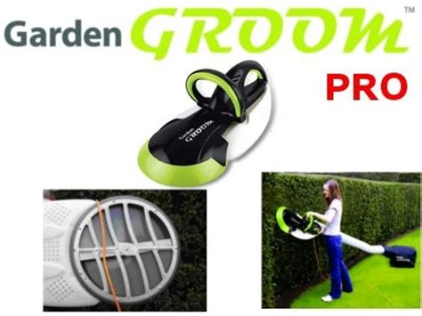 Garden Groom Pro by Garden Groom Pro Hedge Trimmer Cutter