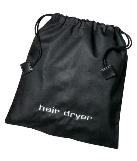 Hair Dryer Bag White hair dryer storage bag no andis logo
