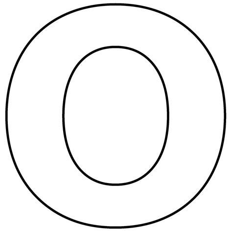 Letter O Clipart – 101 Clip Art O