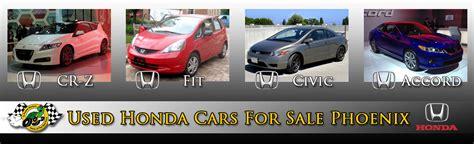 used honda cars for sale phoenix in power motors