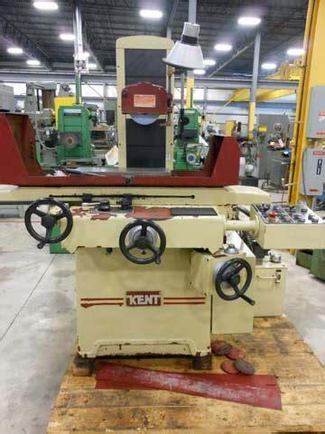 Surface Grinding Machine Kent Kgs 250 Ahd