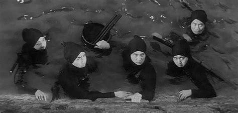 film ninja japan 9 essentials of 60s b w shinobi cinema vintage ninja