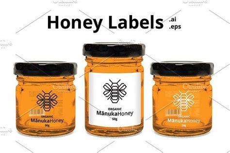 Free Honey Label Templates