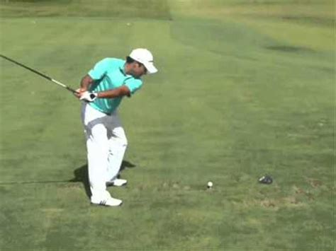 angel cabrera swing andres romero driver swing at angel cabrera classic youtube