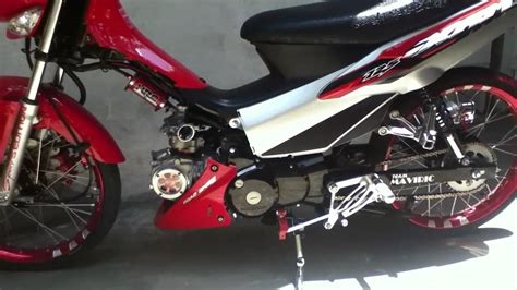 xrm rs 125 modified