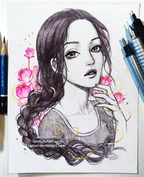 qinni sketchbook by qinni on deviantart
