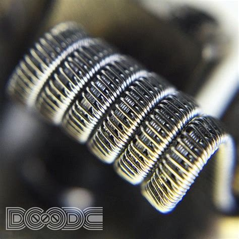 Fused Clapton half staple staggered fused clapton 26ga an80 5pcs 5mm