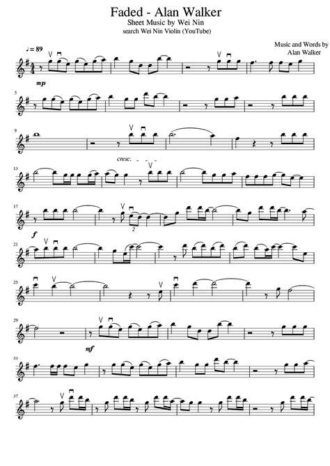 wei nin violin studio wei nin violin studio 韋寧小提琴工作室 faded alan walker