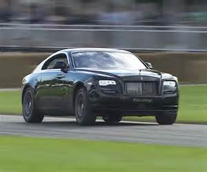 Rolls Royce Goodwood Rolls Royce Wraith Stealthily Terrorizes Goodwood The Thrill Of Driving