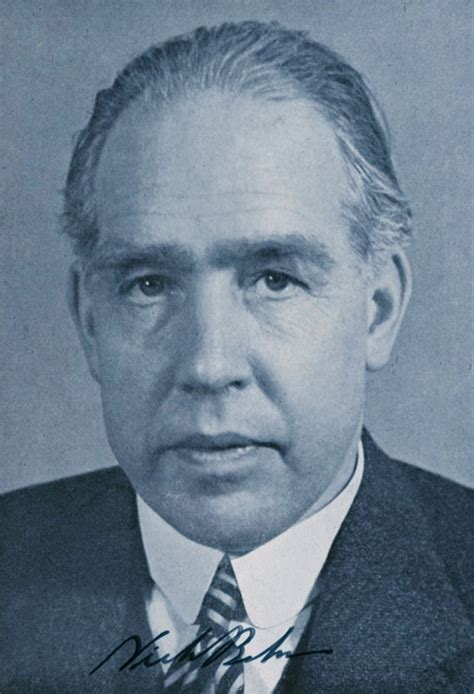 biography of niels bohr biografia di niels bohr