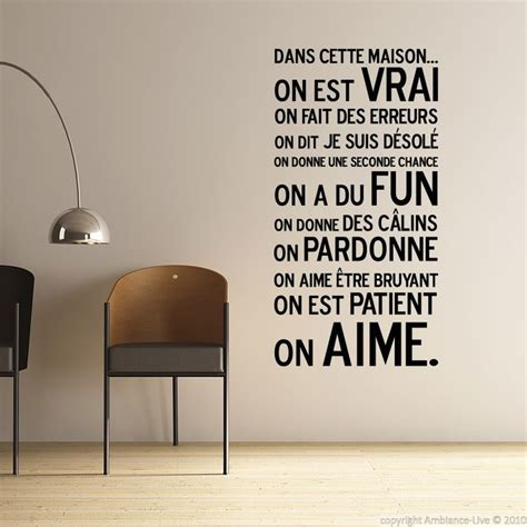 stickers pour maison stickers deco mural stickoo