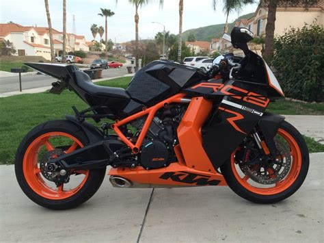 Used Ktm Rc8 Page 1 Ktm Motorcycles For Sale New Used Motorbikes