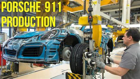 Porsche Production by Porsche 911 Production