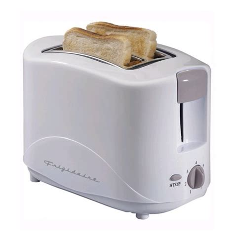 Best Two Slice Toaster Best Deal Frigidaire Fcl6002a H 750w 2 Slice Toaster White