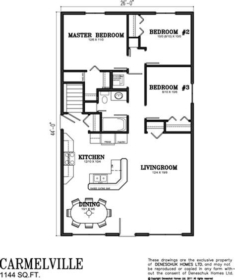 deneschuk homes 1300 1400 sq ft home plans rtm and deneschuk homes ltd ready to move rtm charlesville home