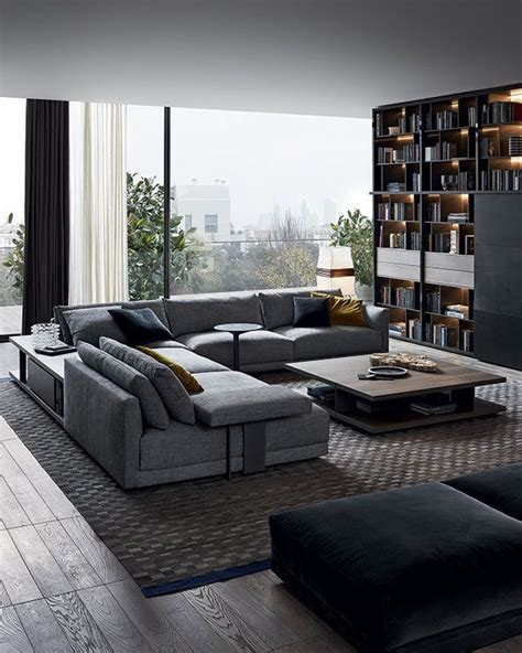 1000 ideas about modern living rooms on