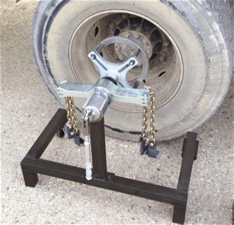 sykes pickavant hgv wheel puller master kit 20875000