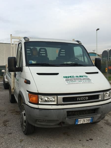 portata iveco daily tractor affair vendo iveco daily 35 c 11 portata 1 300