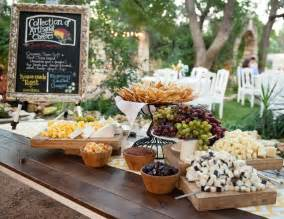 creative food stations for your wedding reception crafty