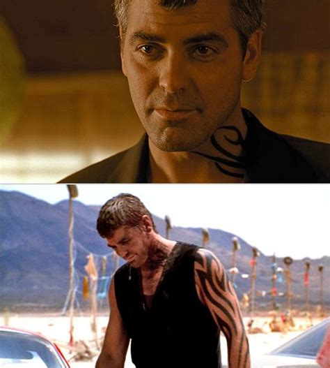 george clooney from dusk till dawn tattoo 17 best images about from dusk till sneaky ex on