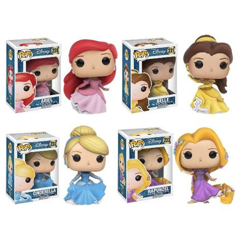 Pop Disney Disney Princess Mulan By Funko funko disney pop princess collectors set ariel