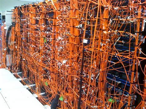 bad server room 15 more server room cabling nightmares server room cabling hell v2 0