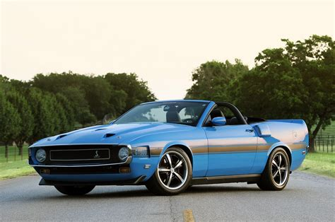 ford mustang shelby top speed 1969 ford mustang shelby gt500cs clone by retrobuilt