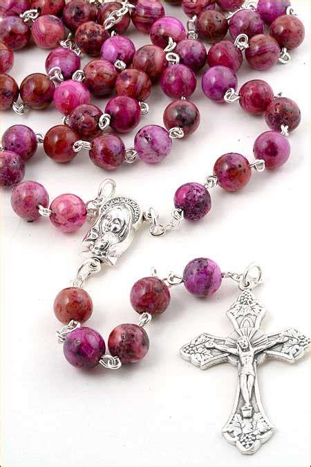 gemstone rosaries rosary shop gemstone rosary
