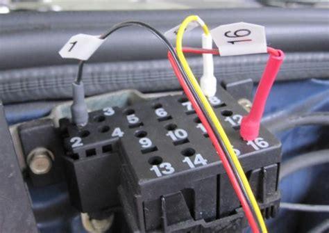 Kabel Data Link Ecu Apitech 1992 220te won t idle page 2 mercedes forum