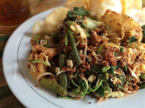 cara membuat seblak jawa resep lotek sunda lezat khas kota bandung