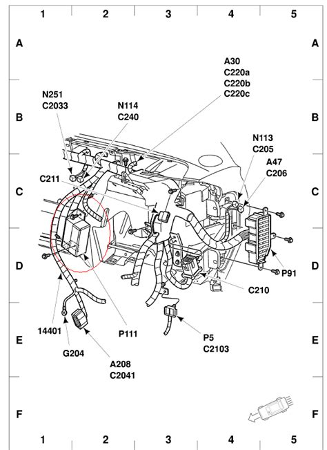 2002 ford ranger parts diagram schematics and diagrams 2002 ford ranger flasher relay