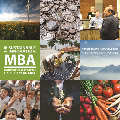 Uvm Green Mba by Work Play Time For A The