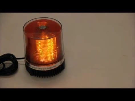 small led strobe lights xprite 30 led small strobe and rotating beacon light