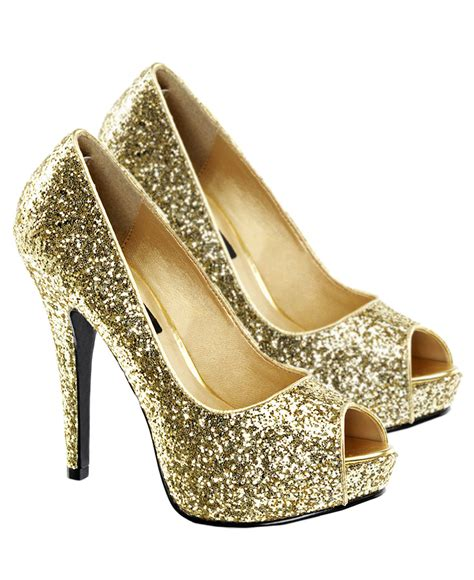 gold shoes for this year s trend golden attire for wardrobelooks