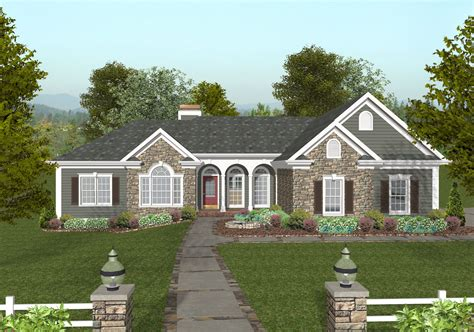 House Plans Craftsman Ranch by Lovely Craftsman Ranch 20064ga 1st Floor Master Suite