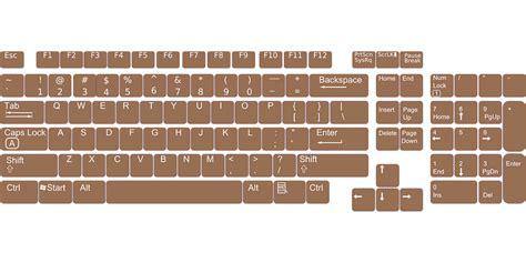 keyboard layout vector 무료 벡터 그래픽 키보드 레이아웃 열쇠 컴퓨터 pixabay의 무료 이미지 156077