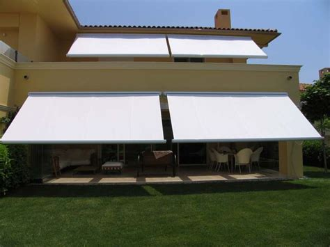 Retracting Awning by Retractable Awnings Outdoor Room