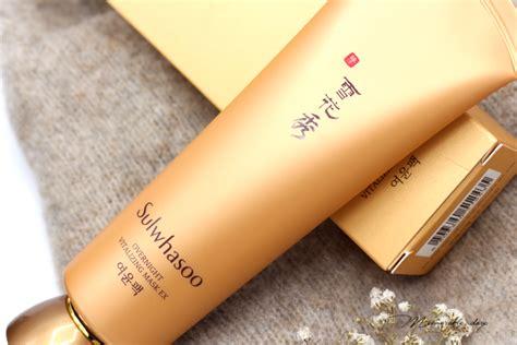 Sulwhasoo Overnight Mask 120ml Cp 650 review sulwhasoo overnight vitalizing mask ex memorable days korean